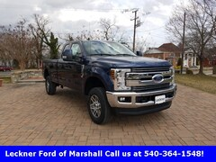 New 2019 Ford F-350SD Lariat Truck FME19025 in Marshall, VA