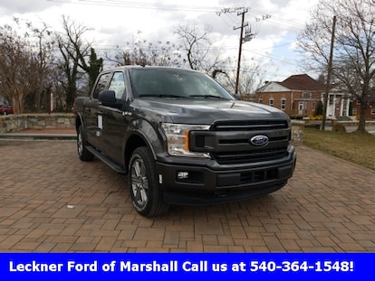 Leckner Ford Of Marshall >> New 2019 Ford F 150 For Sale Lease In Marshall Va Near