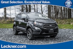 New 2018 Ford EcoSport SES SUV FM177788 in Marshall, VA
