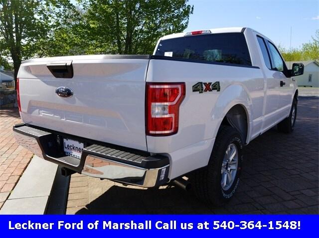 Leckner Ford Of Marshall >> New 2019 Ford F 150 For Sale At Leckner Vin 1ftex1eb4kfb65048
