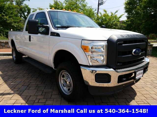 Leckner Ford Of Marshall >> Used 2014 Ford F 350sd For Sale Woodstock Va Stock F37763a