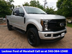 New 2019 Ford F-250SD Lariat Truck FMF32462 in Marshall, VA