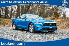 New 2019 Ford Mustang Ecoboost Coupe FM133397 in Marshall, VA