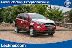 New 2018 Ford EcoSport SE SUV FM198076 in Marshall, VA