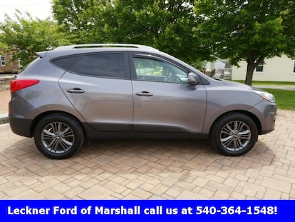 Leckner Ford Of Marshall >> Used 2015 Hyundai Tucson For Sale King George Va Near