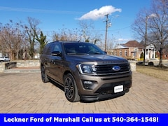 New 2019 Ford Expedition Limited SUV FMA18680 in Marshall, VA