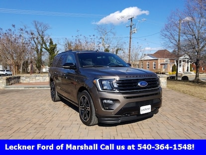 Ford Expedition Lease >> New 2019 Ford Expedition For Sale Lease In Marshall Va