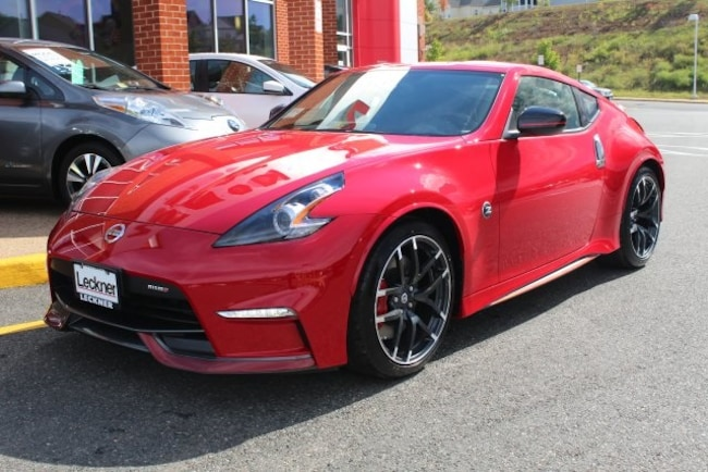 New 2018 Nissan 370z For Sale At Leckner Nissan Vin Jn1az4eh3jm570930