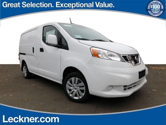 2019 Nissan NV200 SV Minivan/Van