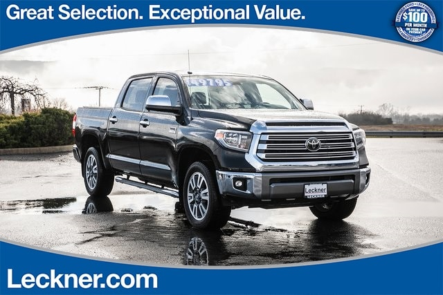 1794 Tundra For Sale >> Used 2018 Toyota Tundra 1794 For Sale King George Va Stock Wp1759