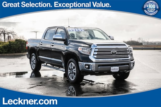 Used 2018 Toyota Tundra 1794 Truck for sale near Winchester