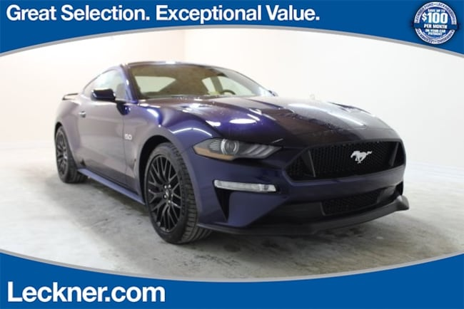 New 2018 Ford Mustang GT Coupe For Sale/Lease Woodstock VA