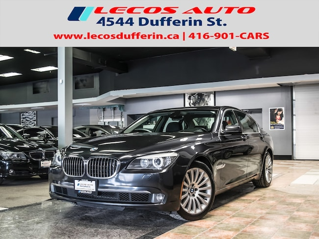 2011 BMW 7 Series 750i xDrive Sedan