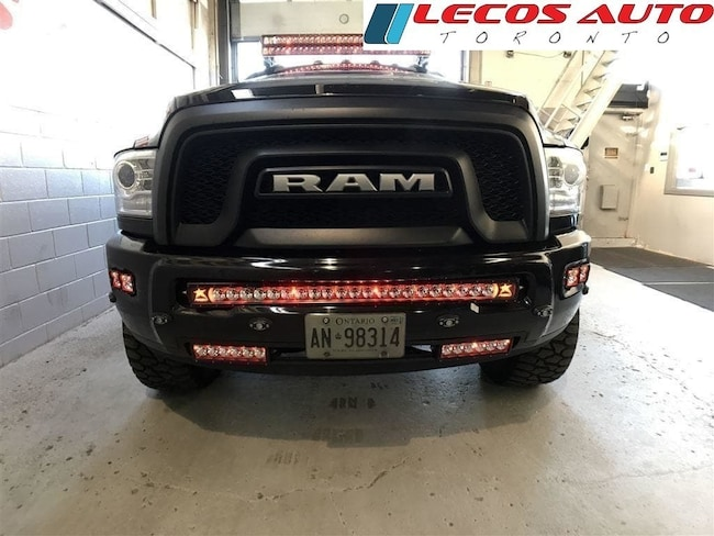 2016 Ram 3500 Longhorn Limited Truck