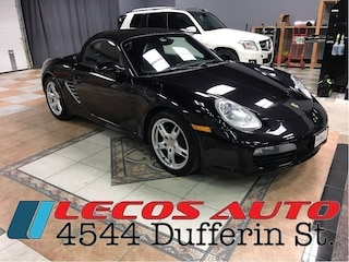 2008 Porsche Boxster Convertible/5 Speed Manual Convertible