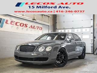 2006 Bentley Continental Flying Spur W12 Sedan