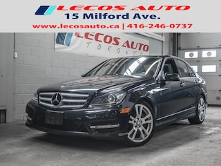 2013 Mercedes-Benz C-Class 350 Sedan