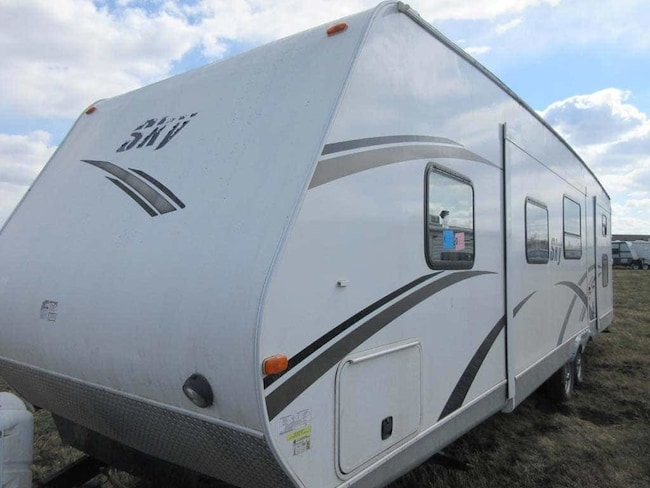 2012 GULF STREAM Sky 322 triple bunk