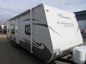 2012 COACHMEN Catalina 271BH