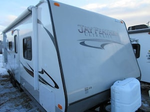 2013 JAYCO Jay Feather 254