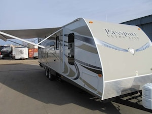 2014 KEYSTONE RV Passport 28BHS