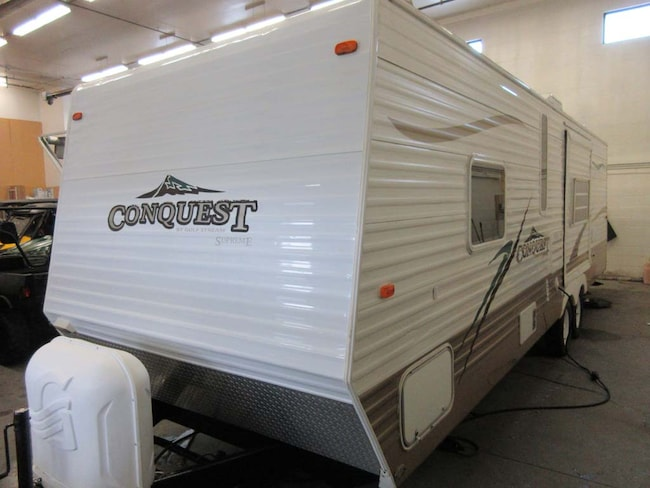 2007 JAYCO Conquest 275BBS