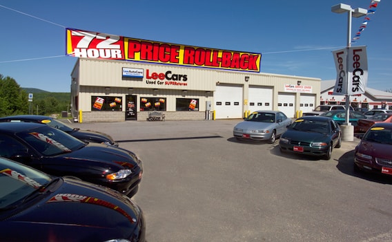 Used Cars & Auto Repair in Norway, Maine | LeeCars Norway
