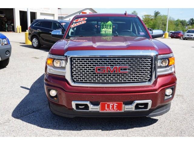 Used 2015 GMC Sierra 1500 For Sale | Topsham ME