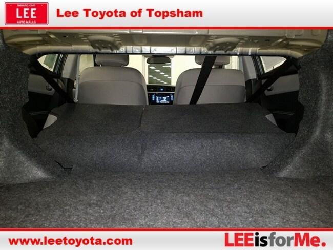 New 2019 Toyota Corolla For Sale Topsham Me Vin 2t1burhe6kc201167