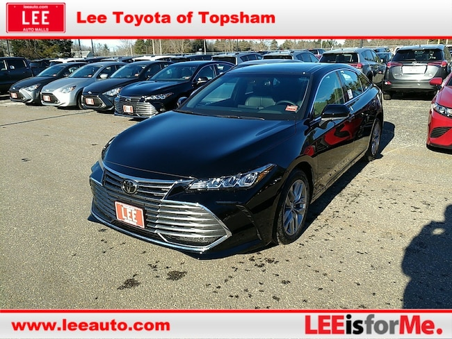 New 2019 Toyota Avalon XLE Sedan in Topsham, ME