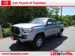 New 2018 Toyota Tacoma SR5 Truck Access Cab