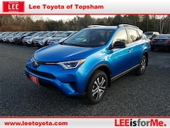 New 2018 Toyota RAV4 LE SUV in Easton, MD