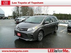 New 2019 Toyota Sienna LE 7 Passenger Van in Easton, MD
