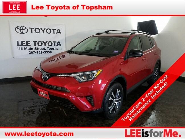 2016 Toyota RAV4 LE SUV