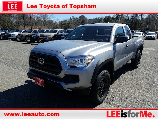 New 2019 Toyota Tacoma SR Truck Access Cab in Topsham, ME