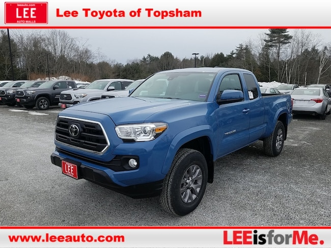 New 2019 Toyota Tacoma SR5 Truck Access Cab in Topsham, ME