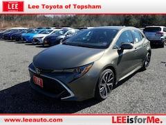 New 2019 Toyota Corolla Hatchback XSE Hatchback