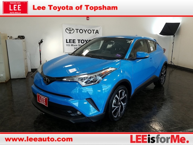 New 2019 Toyota C-HR Limited SUV in Topsham, ME