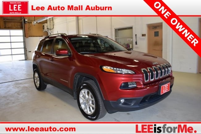2016 Jeep Cherokee 75th Anniversary Edition SUV