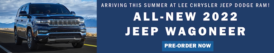 Arriving This Summer: All-New 2022 Jeep Wagoneer