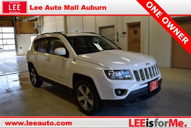 2016 Jeep Compass High Altitude SUV