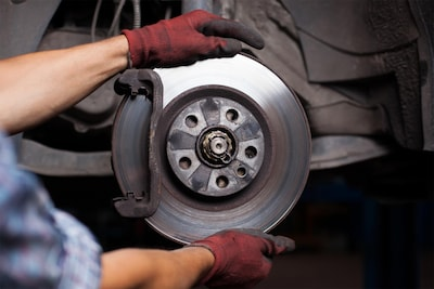 FREE Disc Brake Inspection