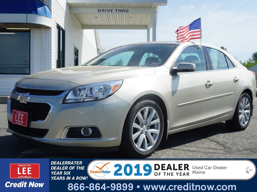 Used 2014 Chevrolet Malibu For Sale In Maine