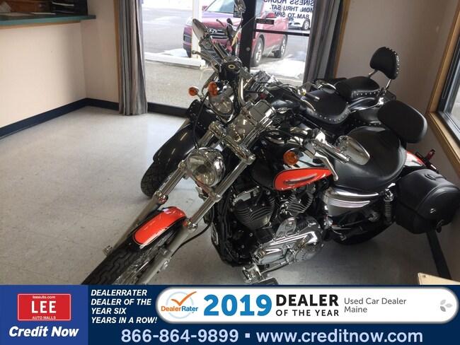 2009 Harley Davidson Sportster 1200 Motorcycle