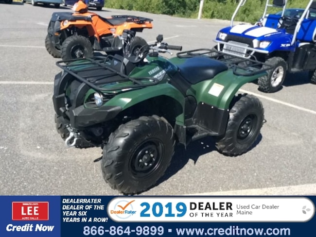 2014 Yamaha Grizzly 450 ATV