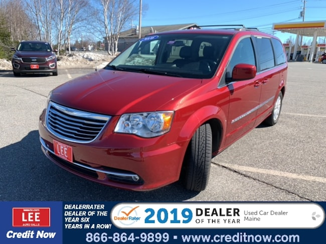 Used 2016 Chrysler Town Country For Sale In Maine