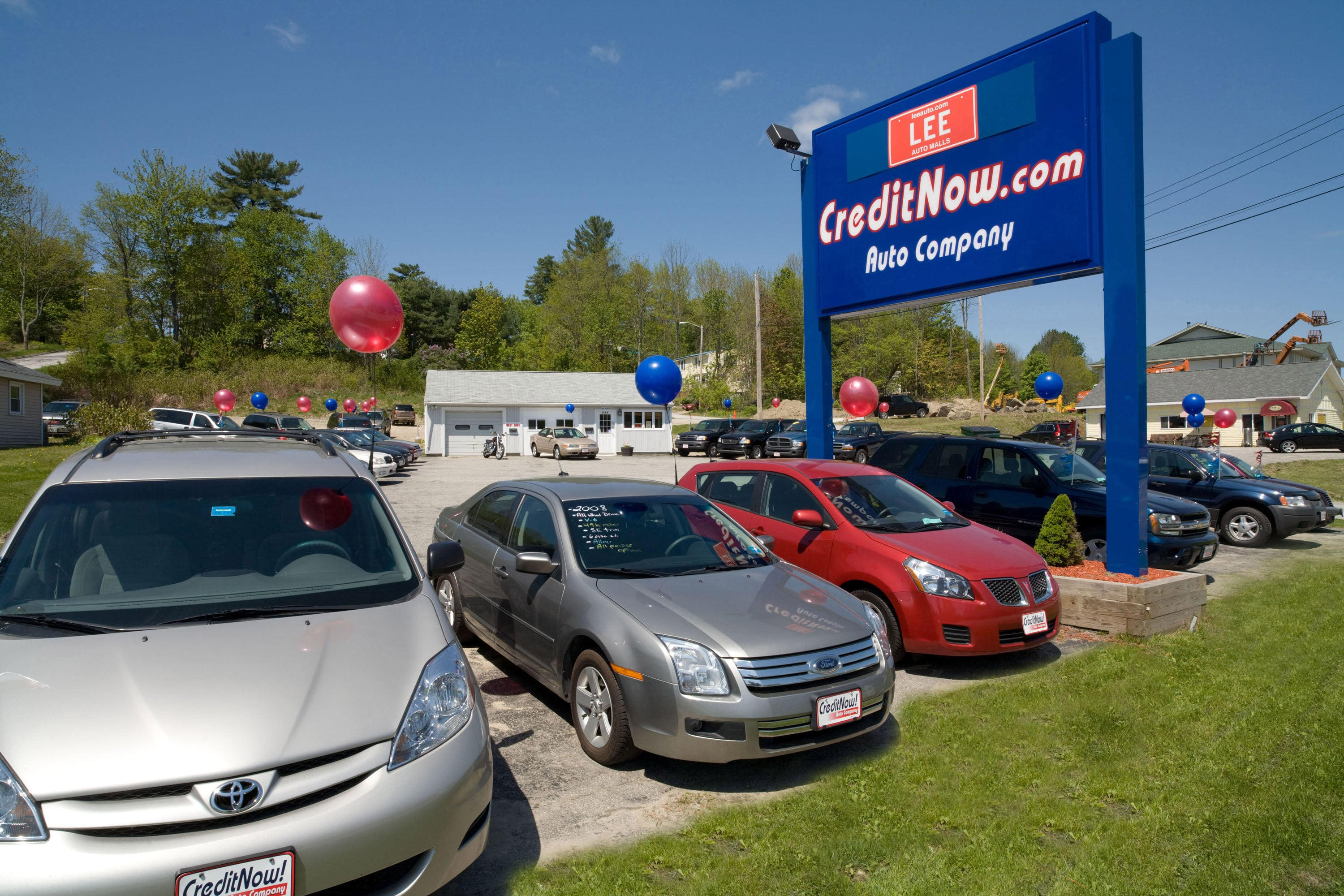 Auburn Maine Used Cars Lee Credit Now