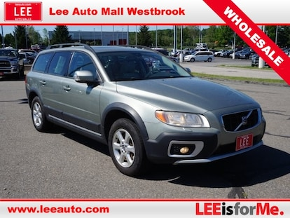 Used 2008 Volvo XC70 For Sale at Lee Dodge Chrysler Jeep Ram