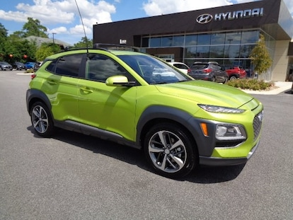 New 2019 Hyundai Kona For Sale | Florence SC | VIN:KM8K53A53KU372929