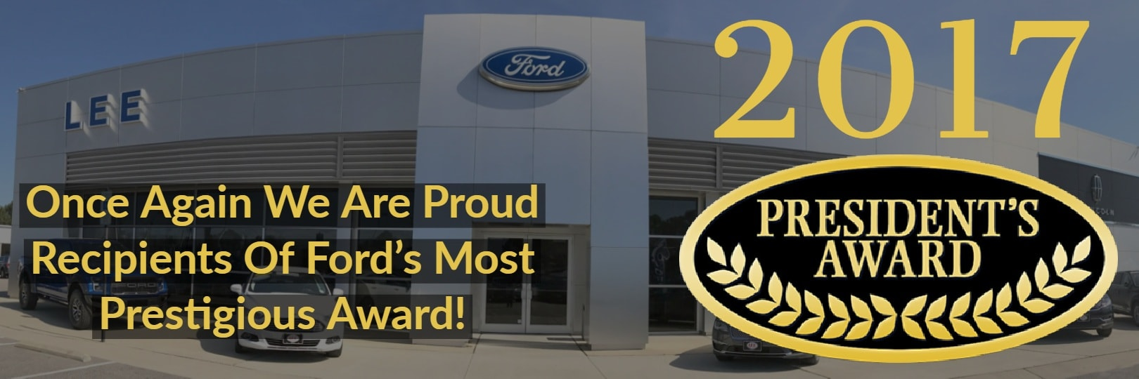 Lee Ford Lincoln Ford Dealership In Wilson NC - Ford dealership wilson nc